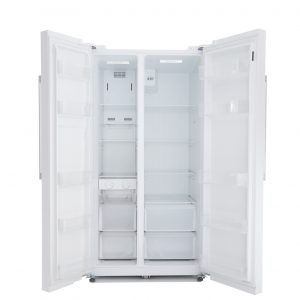 5b7887a4db1 Lec AFF90185 American Style Fridge Freezer With Free Wine - walkers